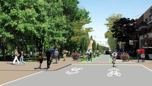 Rethinking our streets and public spaces « enviromontreal.com